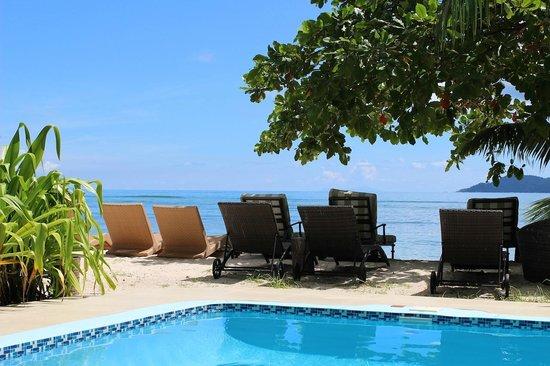 Le Repaire Boutique Hotel : Beach