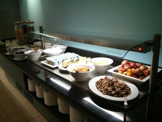 Hotel Don Pepe: Breakfast