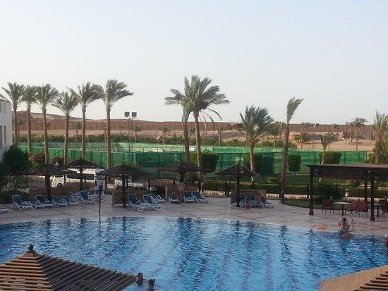 Jaz Makadi Saraya Resort : Resort