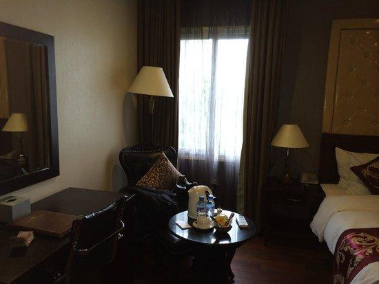 Hanoi Medallion Hotel: habitación