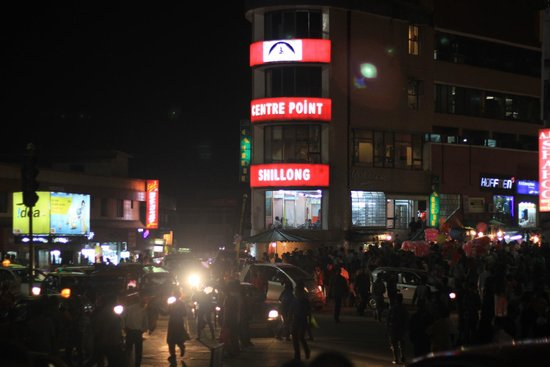 centre point at police bazar
