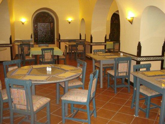 Arabella Azur Resort : Innenbereich ital. Restaurant