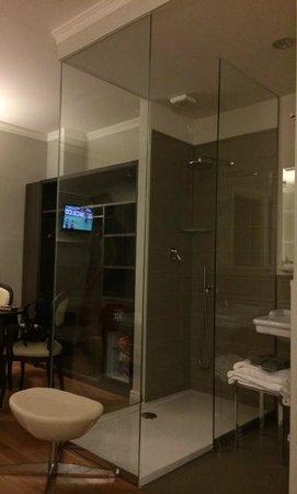 Hotel Lombardia: Habitación