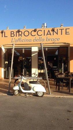 Il Birocciante  - L'officina Della Brace