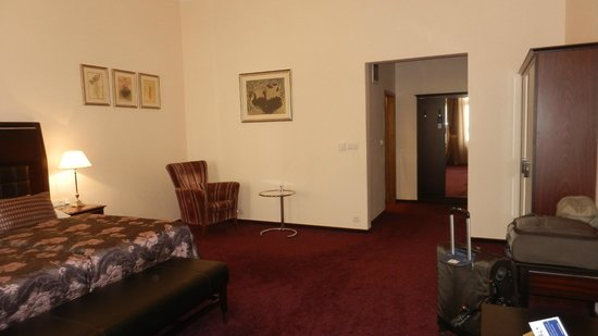 EA Embassy Prague Hotel: camera