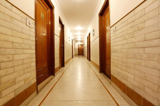 Hotel Le Heritage: Passage