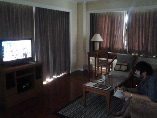 Kantary Bay, Rayong: living room