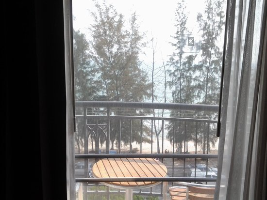 Kantary Bay, Rayong: ระเบียงชมวิว