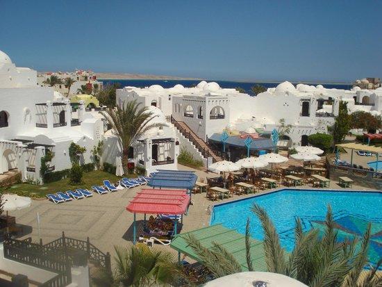 Arabella Azur Resort: Blick von der Aussichtsplattform