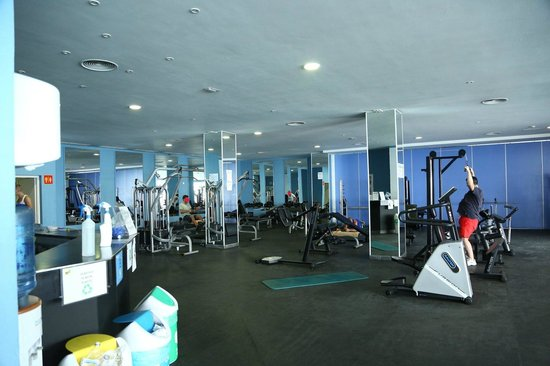 TUI MAGIC LIFE Fuerteventura: gym