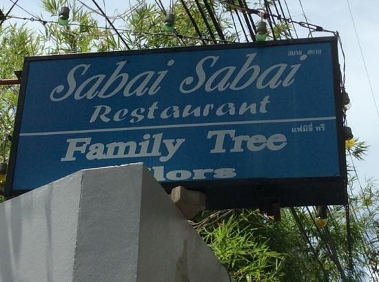 Sabai Sabai: top of the hill