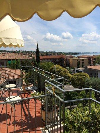 Hotel San Pietro: Balcony view