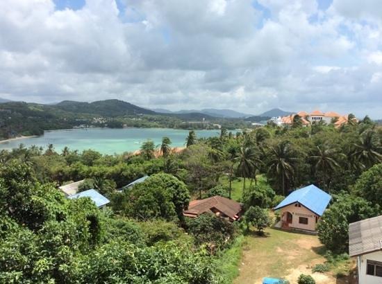Sabai Sabai: port view