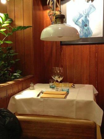 Tavolino della Gondola