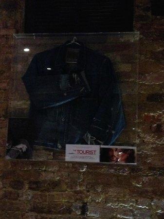 Ristorante Rosa Rossa : Giacchetto di Jean's di Johnny Depp