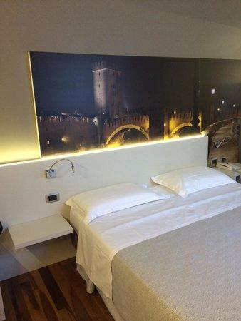 Giulietta e Romeo Hotel: Bed