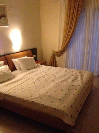 Paradies Hotel: Rummet