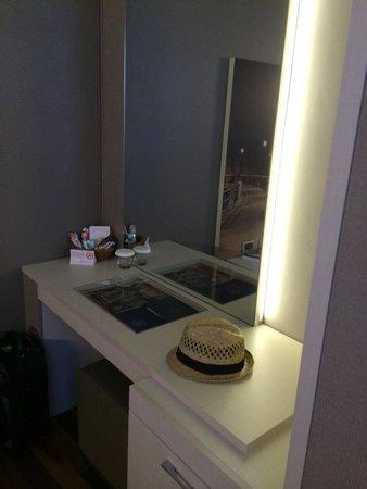 Giulietta e Romeo Hotel : Desk