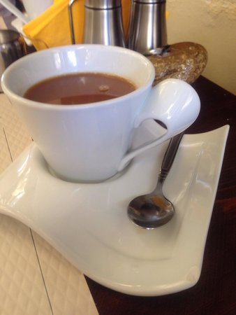Island Lipsi: Quirky cuppa..... Not costa or Nero but quirky quick cuppa