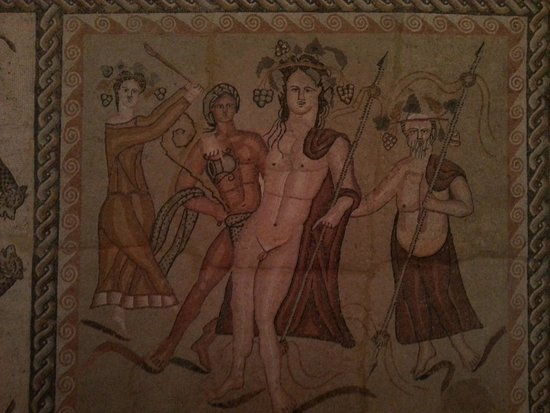 Regional Archaeological Museum: Fresco