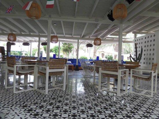 Hotel H10 Big Sur: Pool Bar