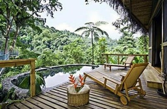 Pacuare Lodge: Rainforest & jungle on the Pacuare River