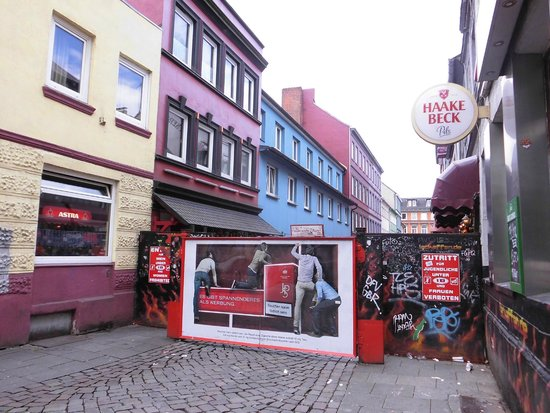 Sex Shop Picture Of St Pauli Hamburg Tripadvisor