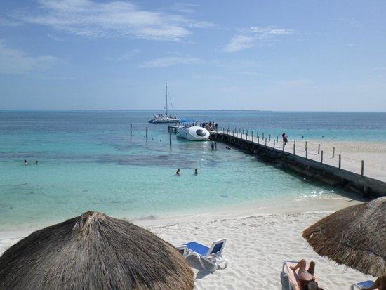 Hotel Riu Caribe: boats trips