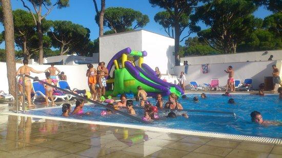 Лос-Канос-де-Мека, Испания: piscina