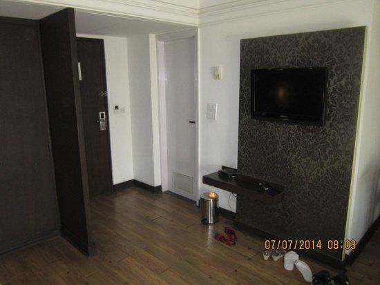 Apple Country Resort: room