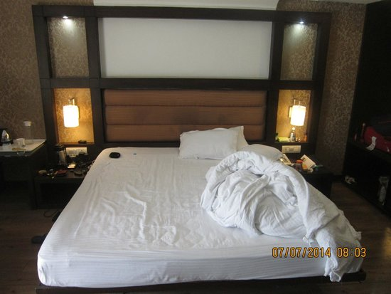 Apple Country Resort: BED