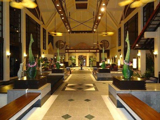 Dusit Thani Laguna Phuket: hall