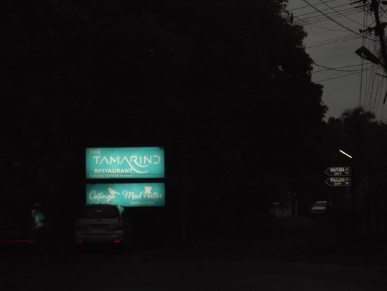 The Tamarind Hotel: Entrance