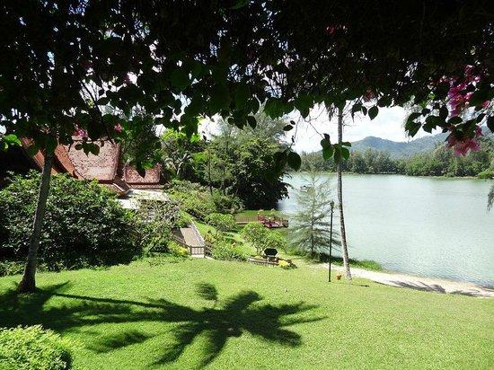 Dusit Thani Laguna Phuket: vue