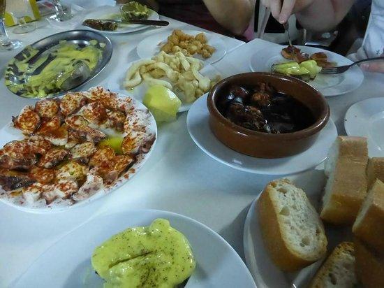 Bar La Patata : Tapas, yummy