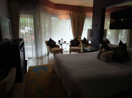 Dusit Thani Laguna Phuket : chambre