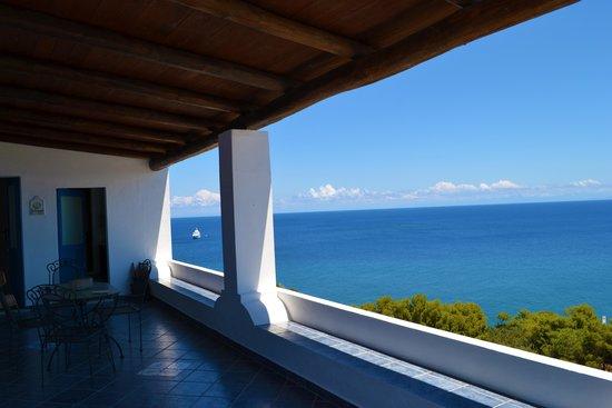 Hotel Girasole : Terrazza panoramica