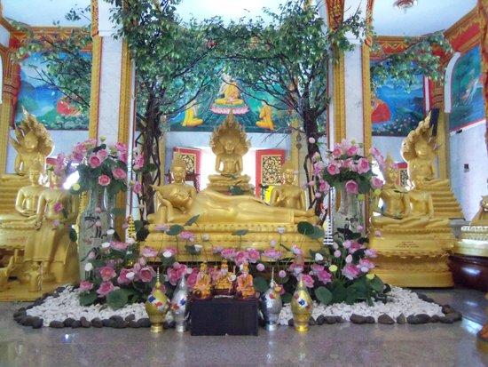 Wat Chalong : อุโบสถพระธาตุ