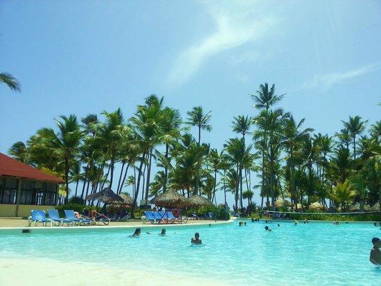 Bavaro Princess All Suites Resort, Spa & Casino: Piscine