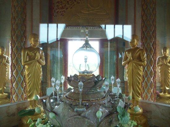 Wat Chalong : พระธาตุ