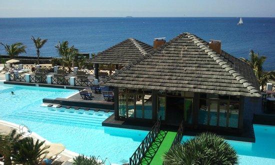 Hesperia Lanzarote : vistas