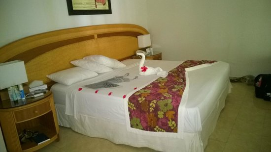 Bavaro Princess All Suites Resort, Spa & Casino: Chambre sans jacuzzi