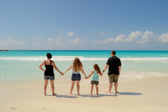 Krystal Cancun: beach