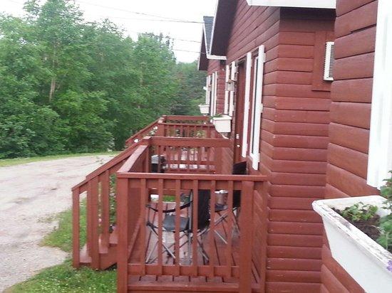 Lush's Cottages,  Cormack NL