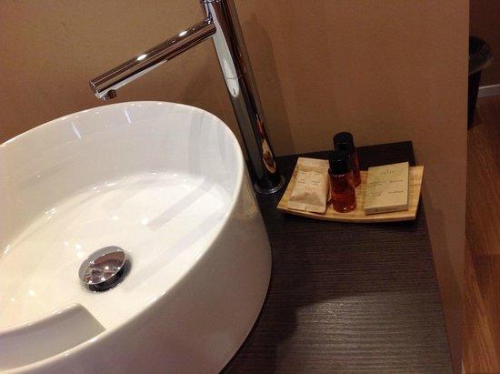Orcagna Hotel: particolare bagno