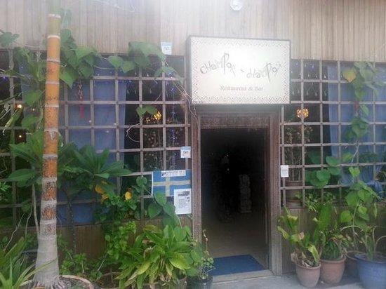 Champor-Champor Restaurant & Bar : Entrance