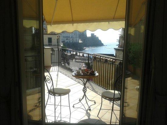 Residenza Pansa : Breakfast Amalfi style!