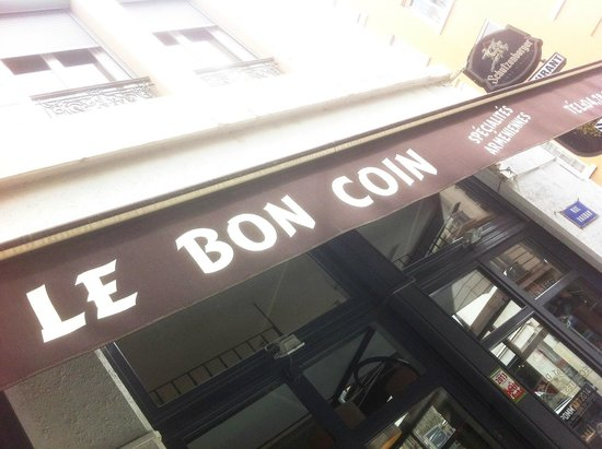 le bon coin lyon restaurant avis num ro de t l phone photos tripadvisor. Black Bedroom Furniture Sets. Home Design Ideas