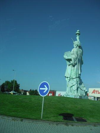 Bye Statue of Liberty