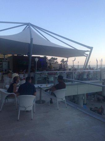 Orka Sunlife Hotel: The evening bar